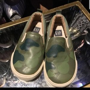Baby Gap Boys Shoes Size 7 Kids